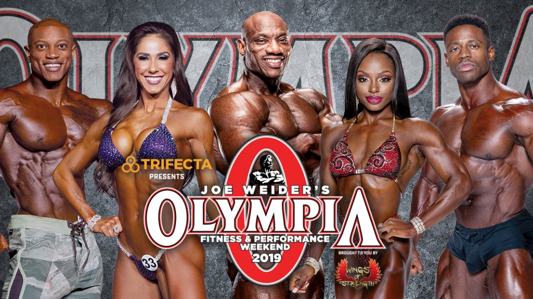 2019 Joe Weider's Olympia Fitness & Performance Weekend thumbnail