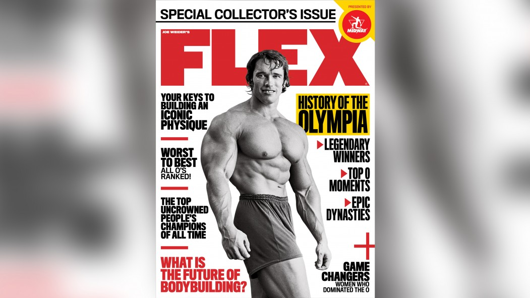 Get the Special Collector's Issue of 'FLEX' Magazine  thumbnail