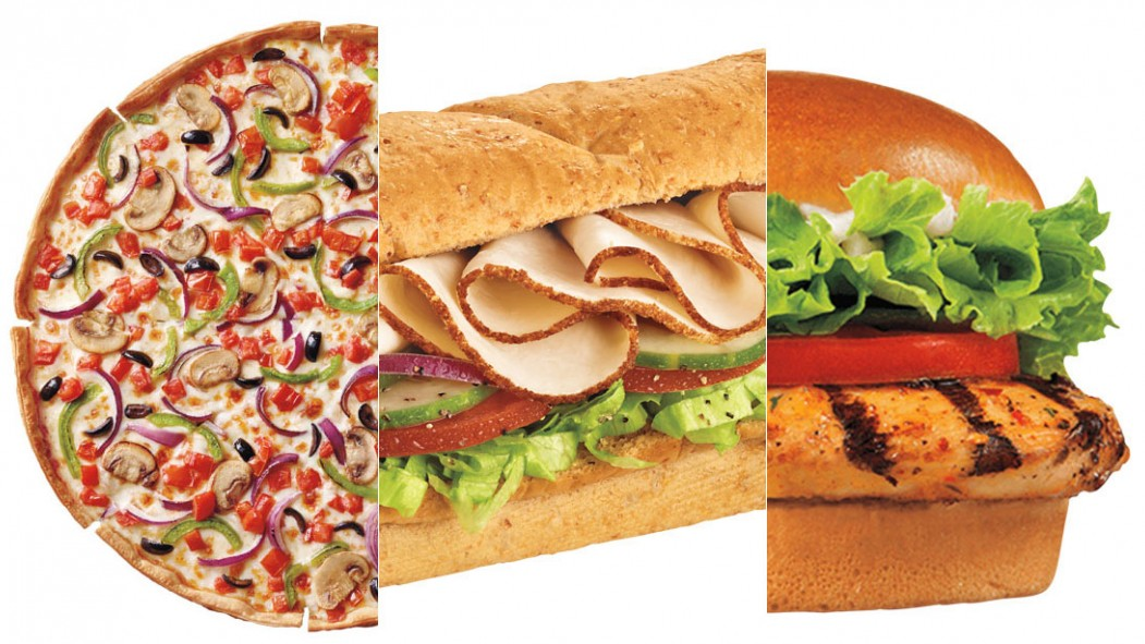 7 Fast Food Options That Won't Ruin Your Diet thumbnail