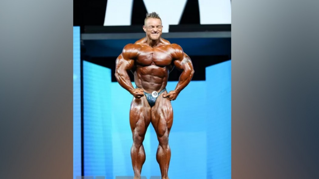 Flex Lewis - 212 Bodybuilding - 2018 Olympia thumbnail