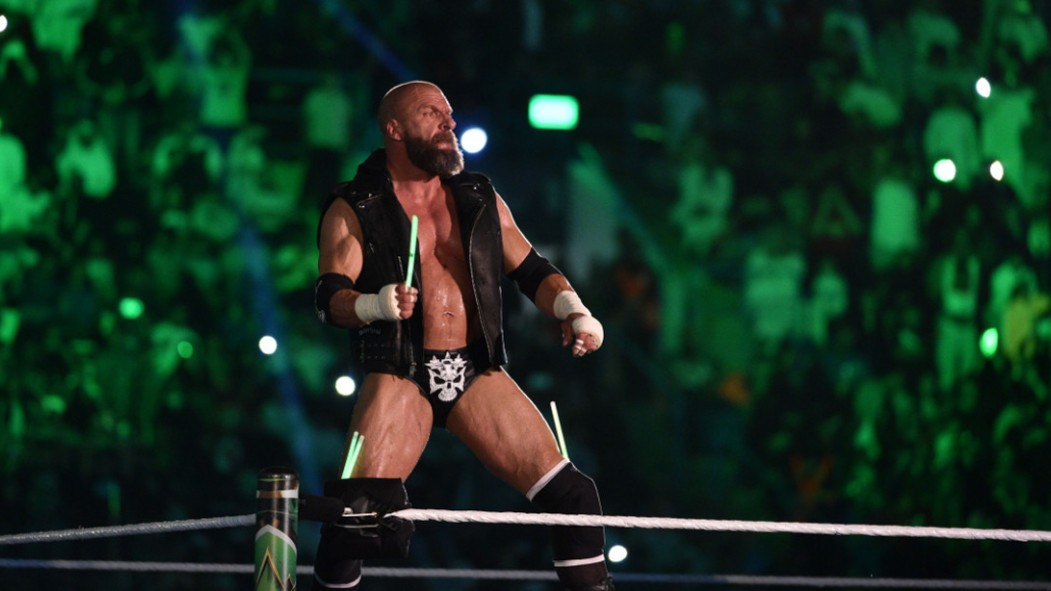 Triple H at WWE Crown Jewel thumbnail