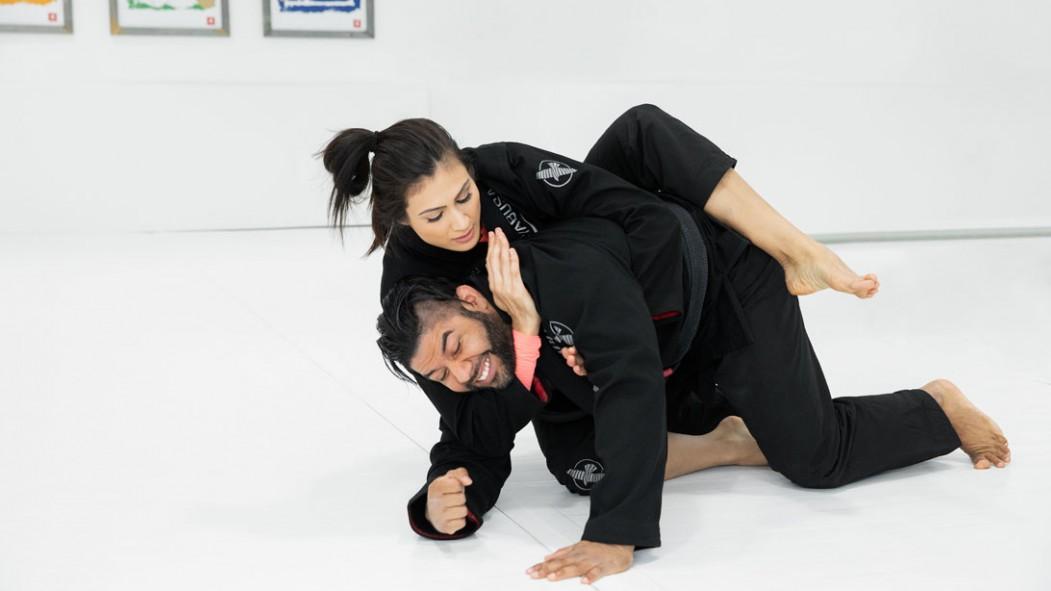 Jiu-jitsu Champ Monique Ricardo's Tips for Mothering and Maintaining Muscle  thumbnail