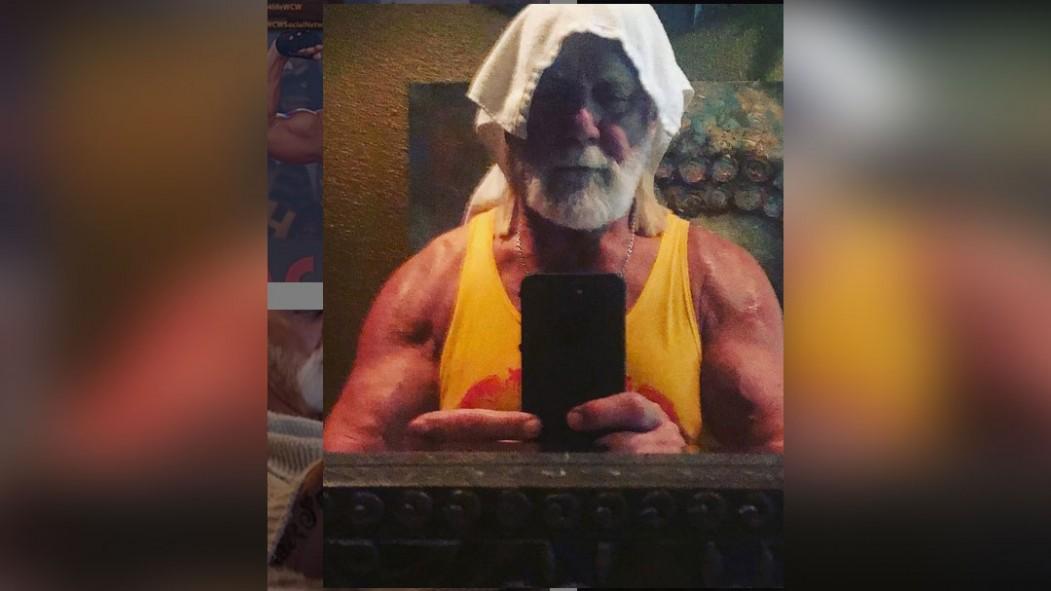 Hulk Hogan is Looking Swole Ahead of a Rumored WrestleMania Match thumbnail