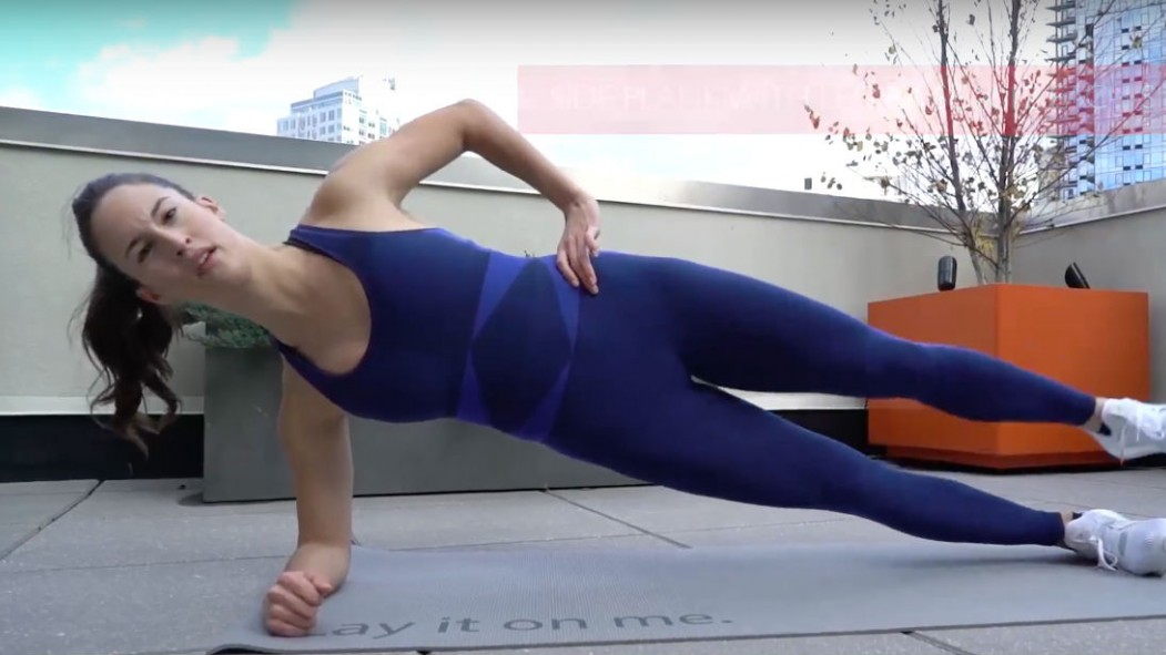 Do-Anywhere Bodyweight Program: The Workout to Sculpt Six-Pack Abs Video Thumbnail