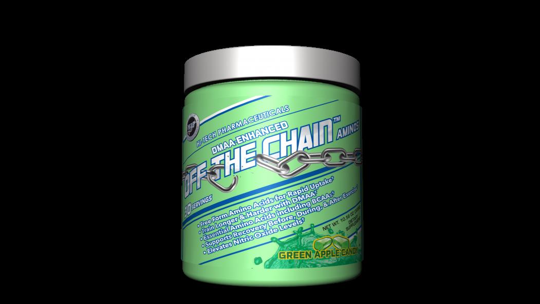 Hi-Tech Off the Chain thumbnail