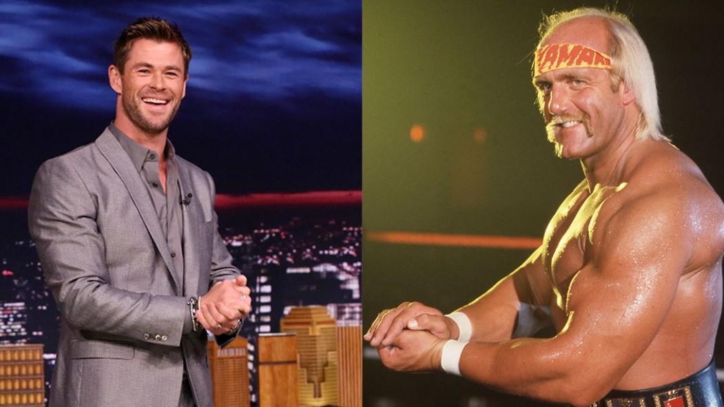 Chris Hemsworth starring as Hulk Hogan in new biopic.  thumbnail