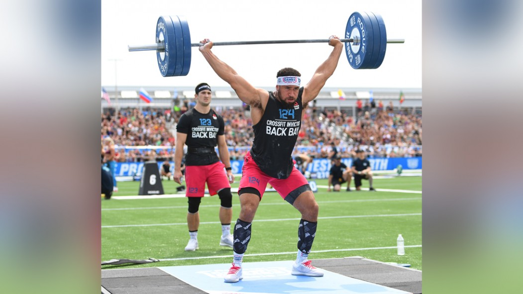 The Top 10 Moments From the 2018 CrossFit Games thumbnail