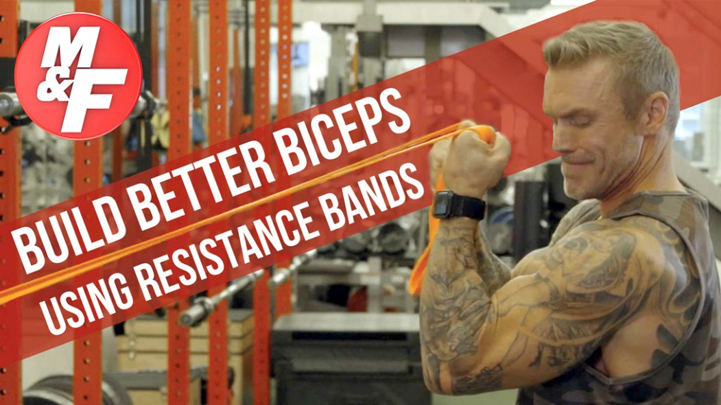 James-Grage-Muscle-Fitness-Podcast-Bicep-Workout-Bands Video Thumbnail