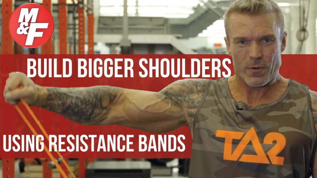 James-Grage-Resistance-Bands-Shoulder-Deltoid-Workout Video Thumbnail