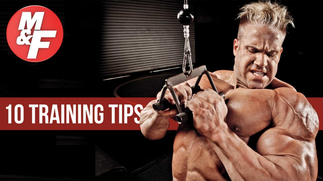 Jay-Cutler-Muscle-And-Fitness-Workout-Bodybuilder Video Thumbnail
