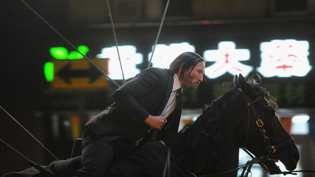 Keanu Reeves in John Wick 3 thumbnail