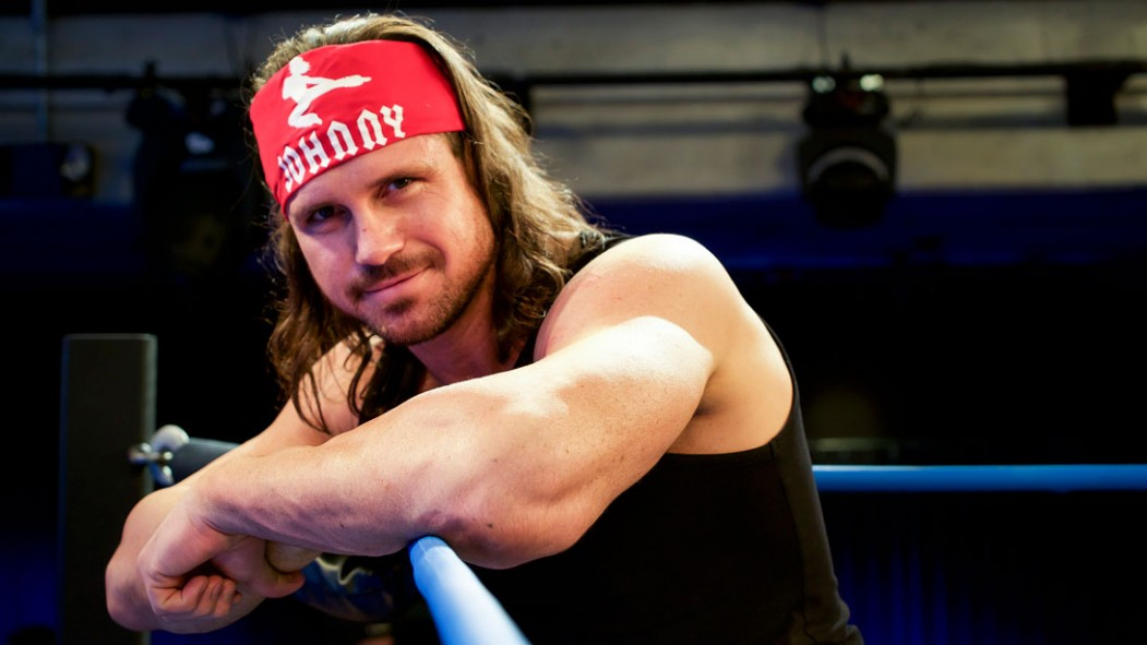 Johnny Impact, the Impact Wrestling World Champion  thumbnail