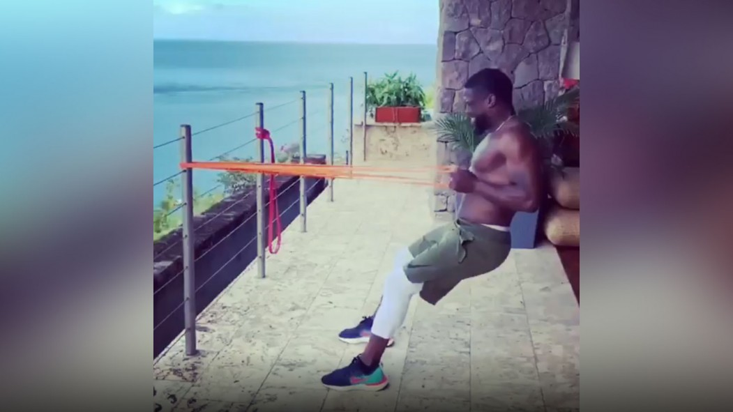 Kevin Hart Reminds Us that You Don't Need a Gym to Stay Fit thumbnail