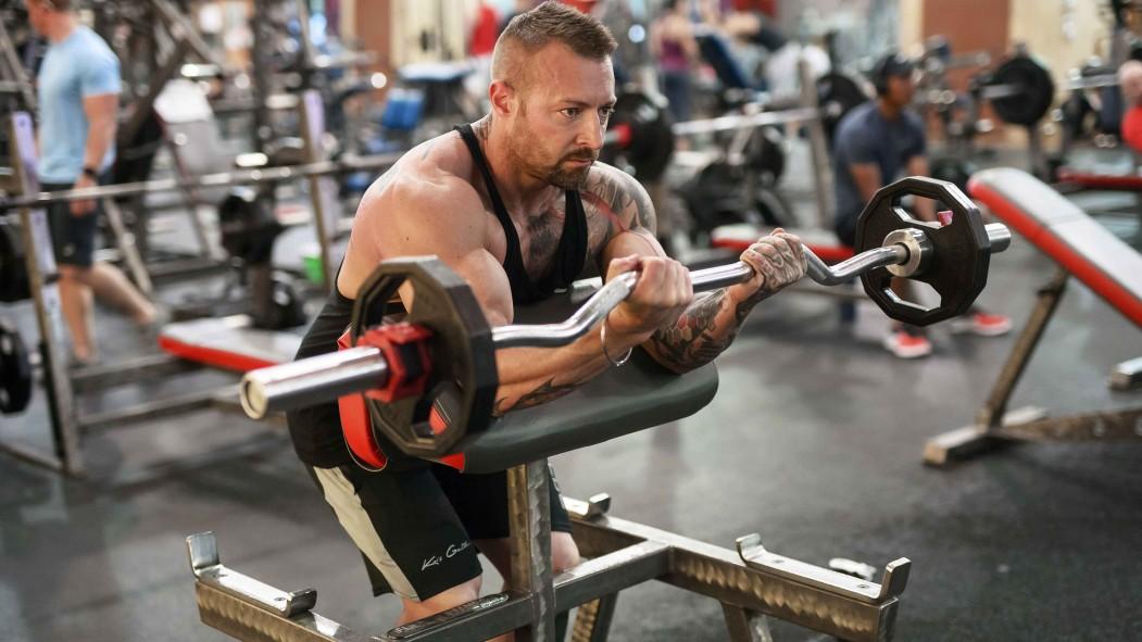 Kaged Muscle's 6-Week Biceps Program: Training thumbnail