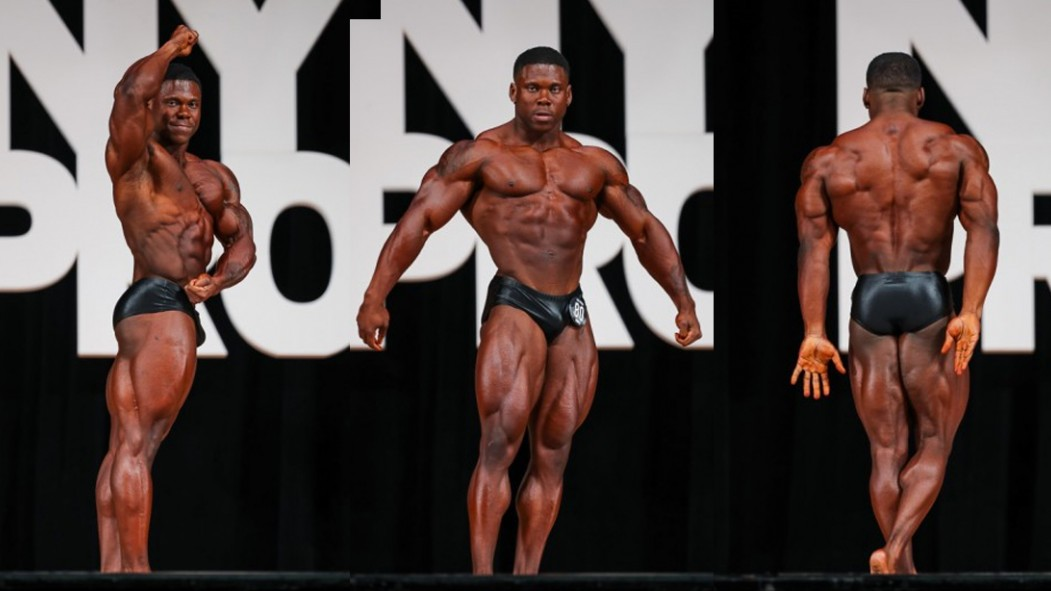 Keone Pearson - Classic Men's Physique - 2019 New York Pro thumbnail