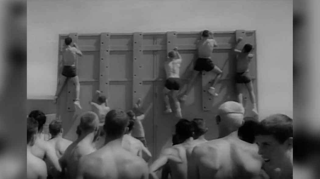 This Grueling High School Gym Class From the 1960s Would Break You  thumbnail
