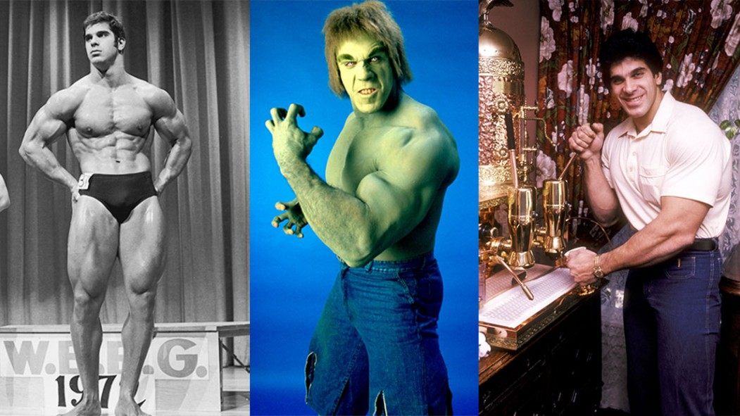 10 of Our Favorite Old School Photos of Lou Ferrigno for His 67th Birthday  thumbnail