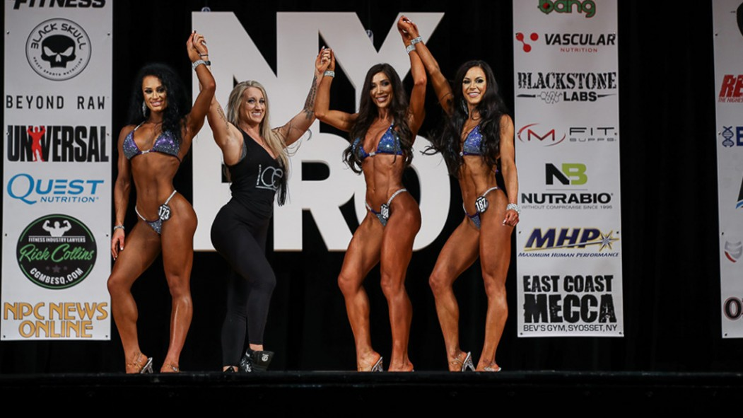 Mariella-Pellegrino-Contestants-Hand-Raise thumbnail