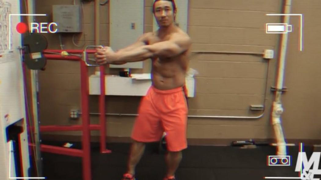 Mike Chang Day 8 Video Thumbnail
