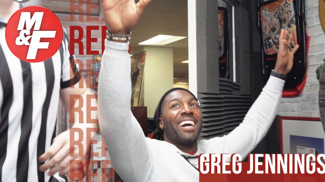 Muscle-Fitness-Podcast-Reps-Greg-Jennings-Green-Bay-Packer-Superbowl-NFL Video Thumbnail