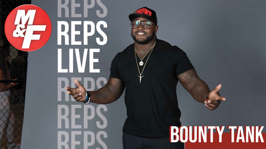 Muscle-Fitness-Reps-Live-Podcast-Bounty-Tank Video Thumbnail