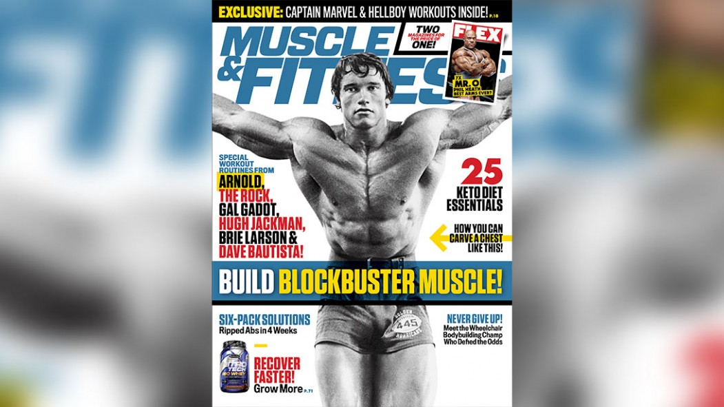 Muscle & Fitness May 2019 Issue thumbnail