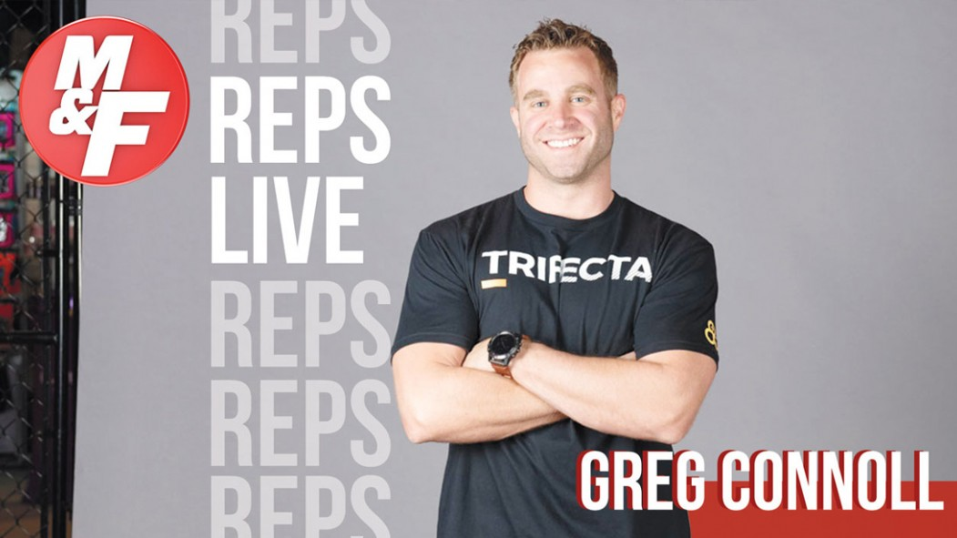 Muscle-and-Fitness-Reps-Live-Greg-Connoll Video Thumbnail