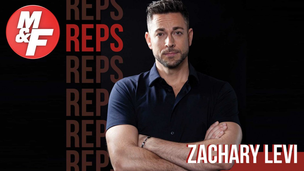 MuscleFitness-Reps-Podcast-Zachary-Levi-Shazam-DC-Universe Video Thumbnail