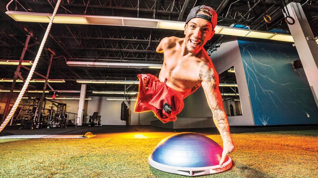Nick Santonastasso Talks Beating Odds and Pushing His Limits thumbnail