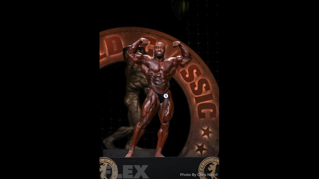 Cedric McMillan - Bodybuilding - 2019 Arnold Classic thumbnail