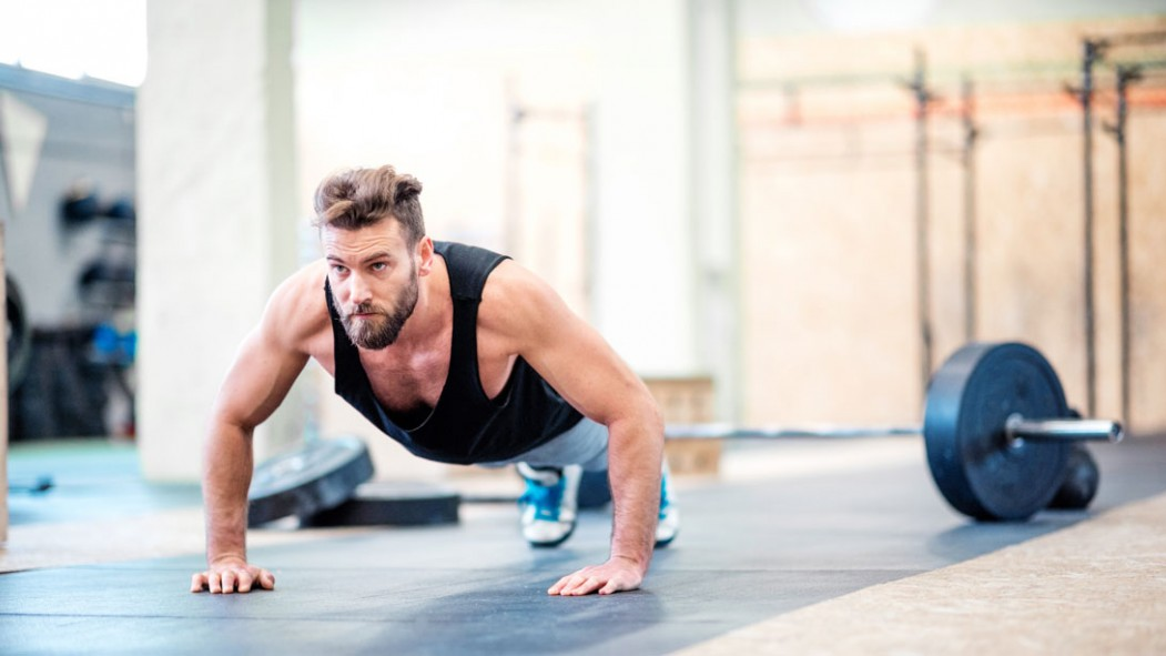 5 Ways to Improve Your Pushup thumbnail