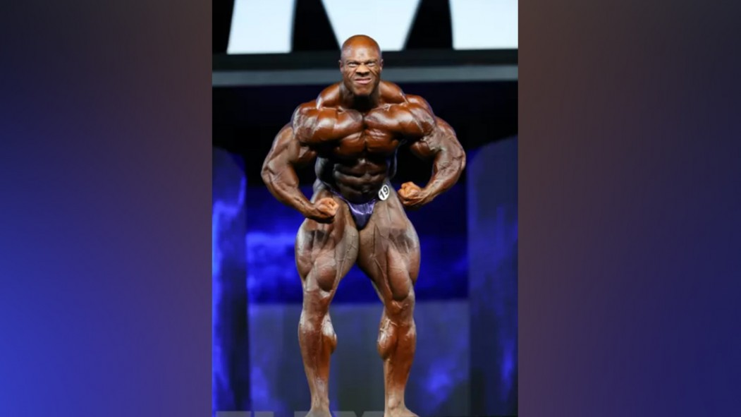 Phil Heath - Open Bodybuilding - 2018 Olympia thumbnail