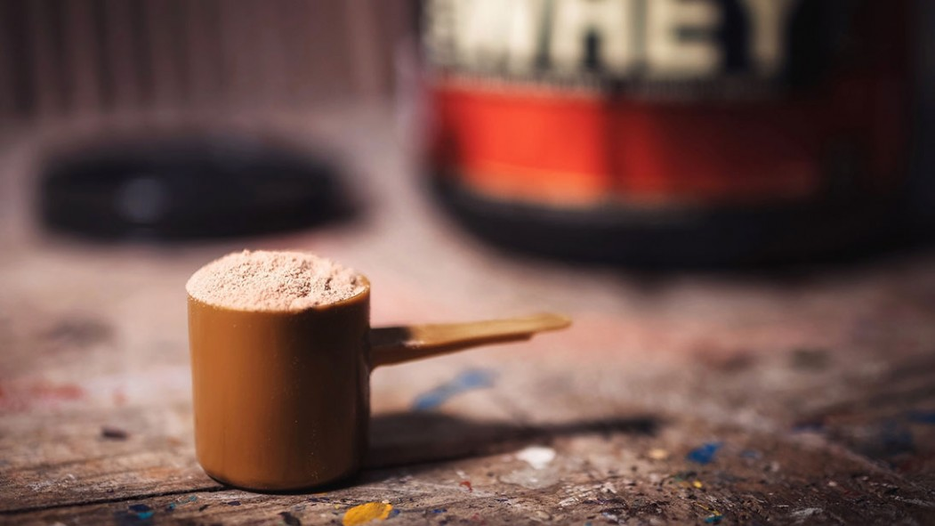 The Definitive Guide To Whey Protein thumbnail