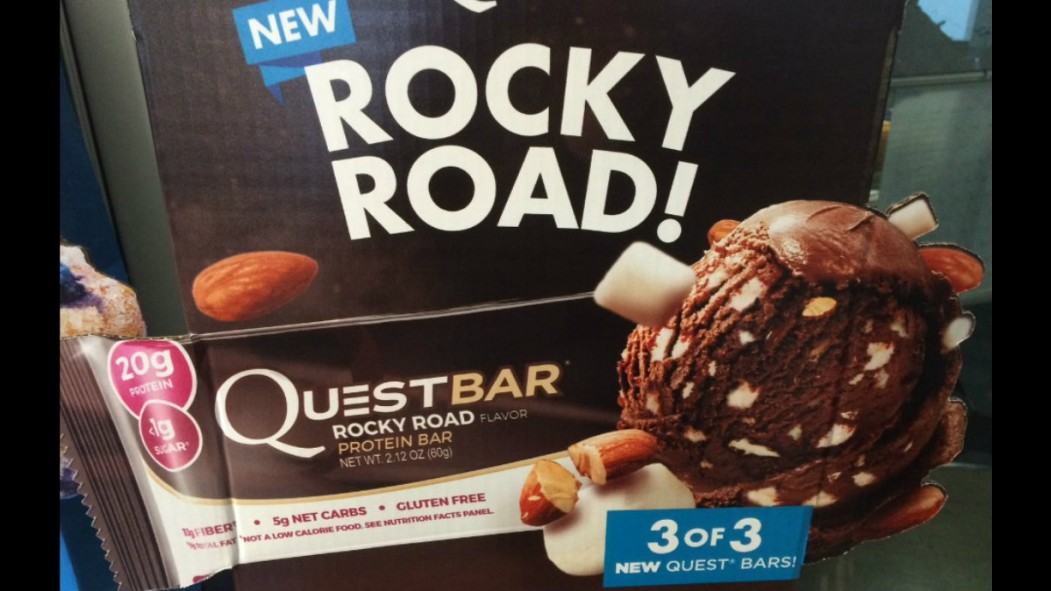 Rocky Road Quest Bar NOV 1 thumbnail