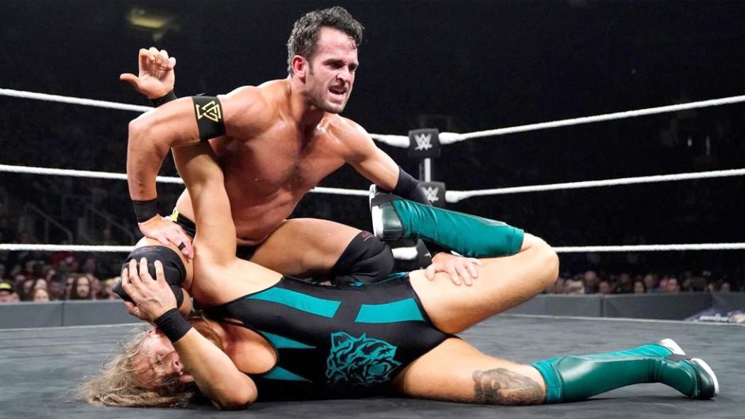 Roderick-Strong-Grapple-WWE-NXT-Champion thumbnail