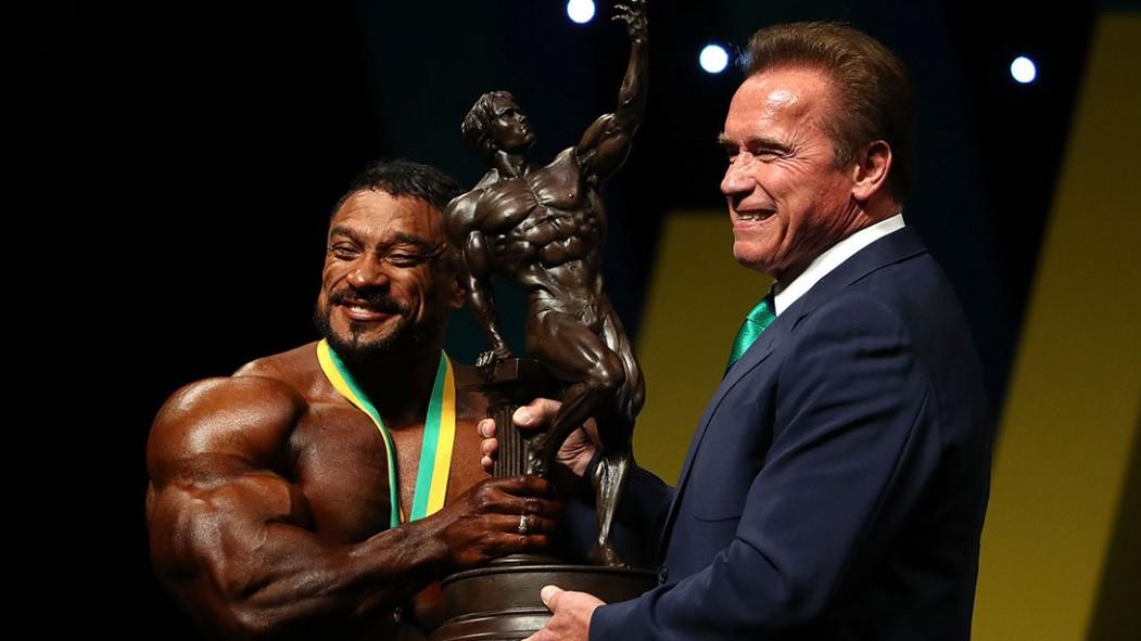 Arnold Schwarzenegger Roelly Winklaar thumbnail