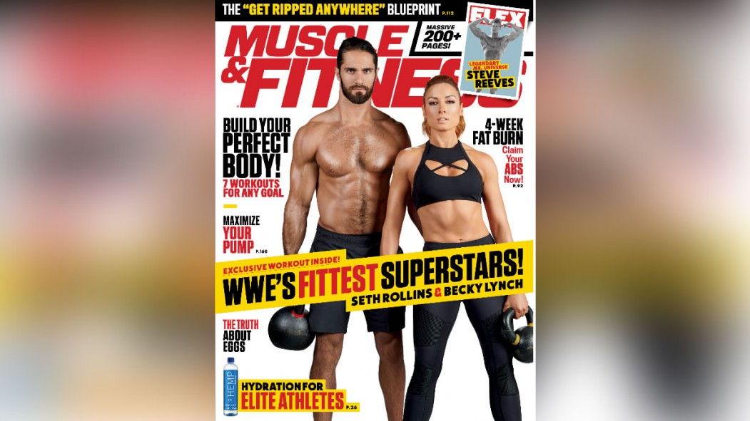 Get the October 2019 Issue of 'Muscle & Fitness' Video Thumbnail