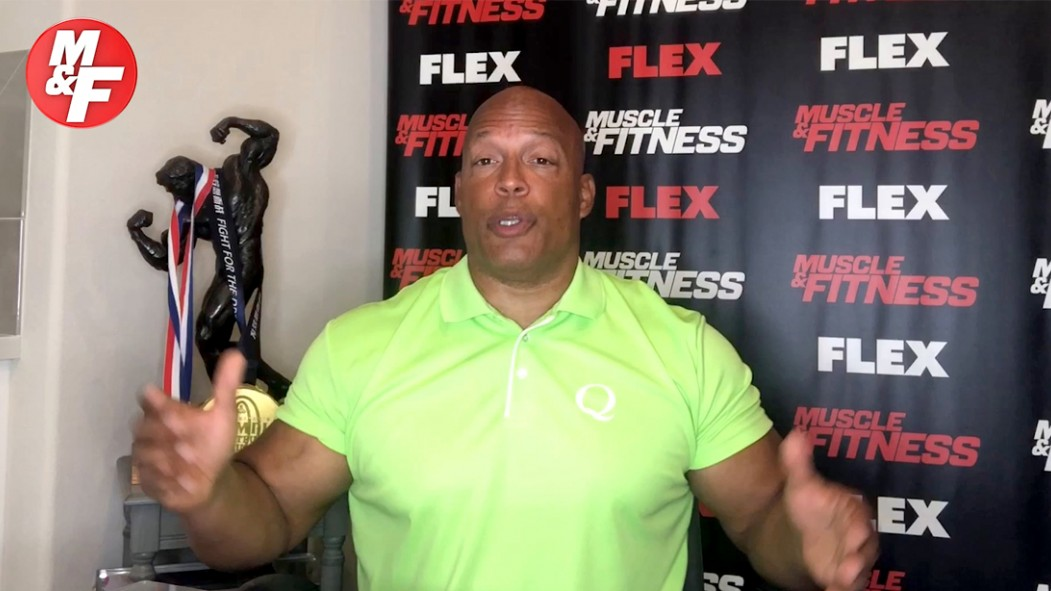 Shawn-Ray-Report-Bodybuilding-Diet. Video Thumbnail