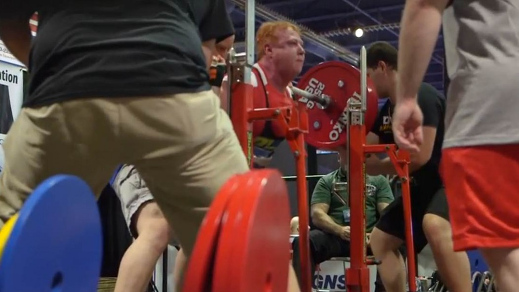 Watch Some of the Top Moments from Olympia Expo Day 1 Video Thumbnail