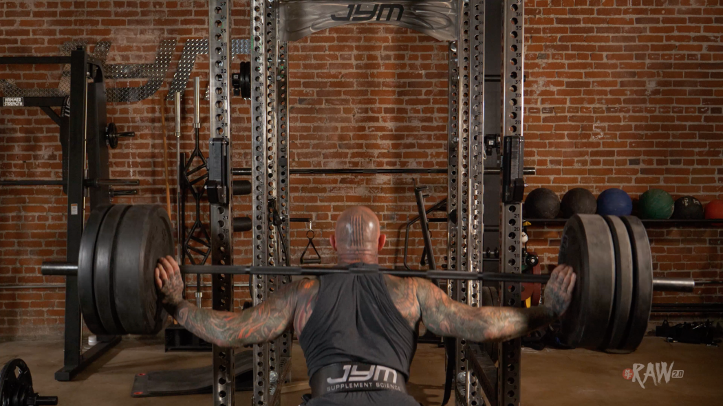 Raw 2.0 with Dr. Jim Stoppani: Benefits of Full-Body Training Video Thumbnail