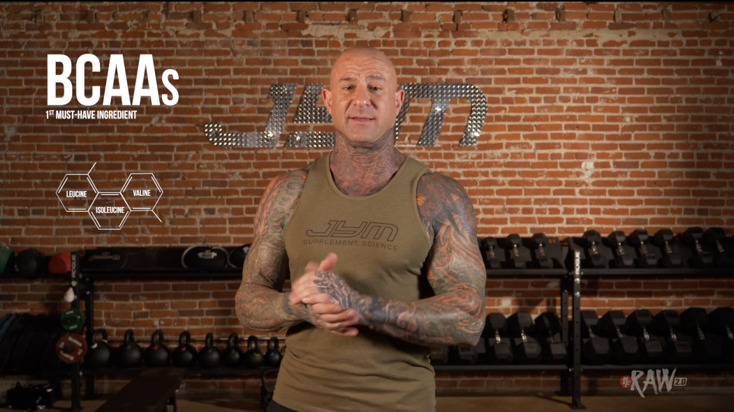 Raw 2.0 with Dr. Jim Stoppani: Post-Workout Supplementation Video Thumbnail