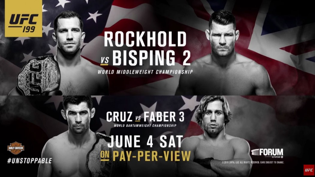 UFC 199  thumbnail