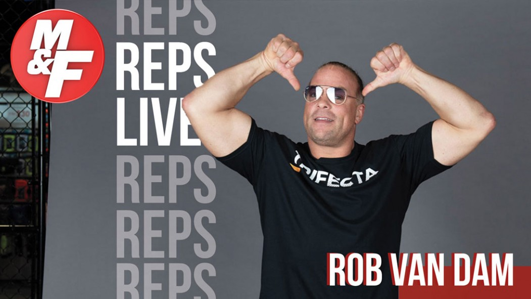 Youtube-Reps-Rob-Van-Dam Video Thumbnail