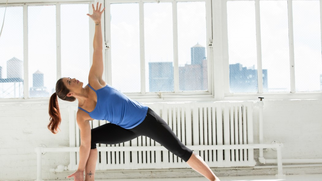 9 Yoga Moves to Get Shredded  thumbnail