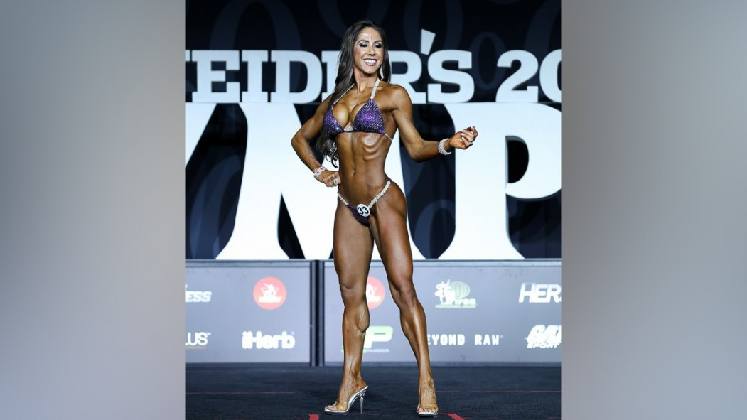 Angelica Teixeira - Bikini - 2018 Olympia thumbnail