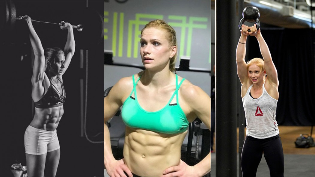 Gym Crush: Annie Thorisdottir thumbnail