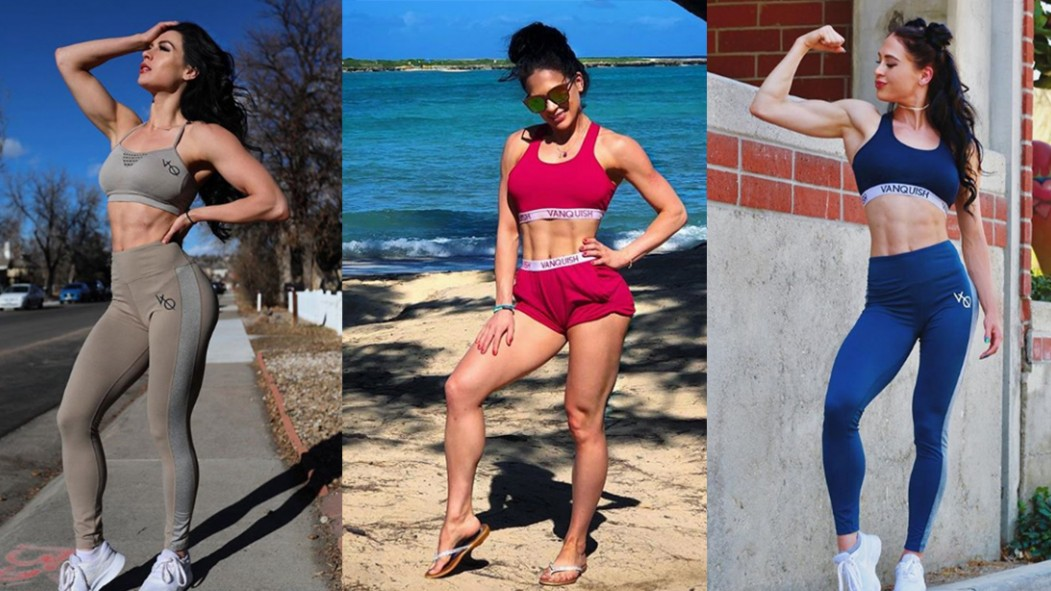 Ashley Kaltwasser's Instagram Shows That Fitness can be Fun! thumbnail