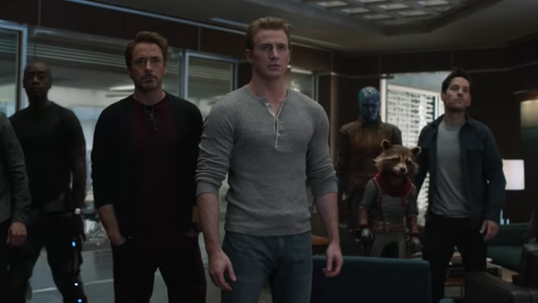 Watch: Avengers Face-off Against Thanos in New 'End Game' Trailer  thumbnail