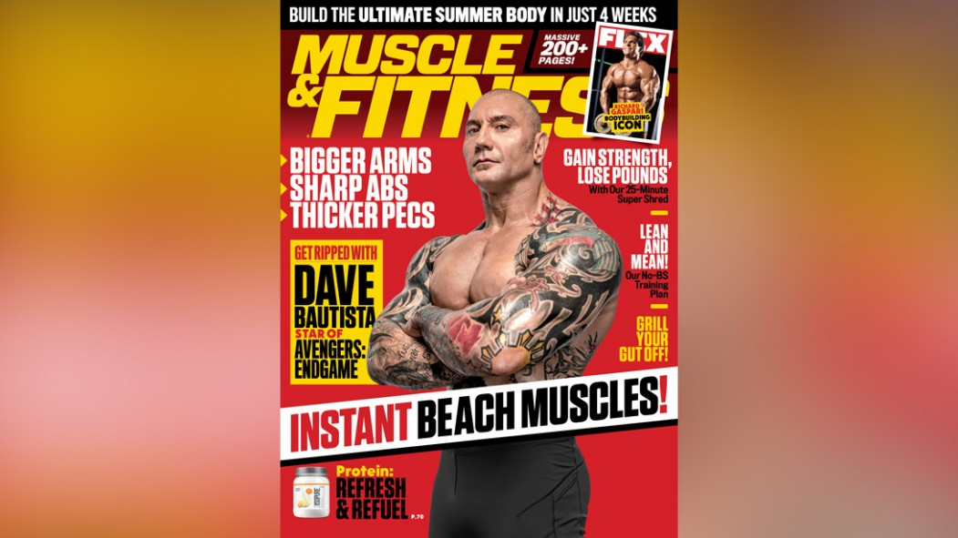 Get the June 2019 Issue of 'Muscle & Fitness'  thumbnail