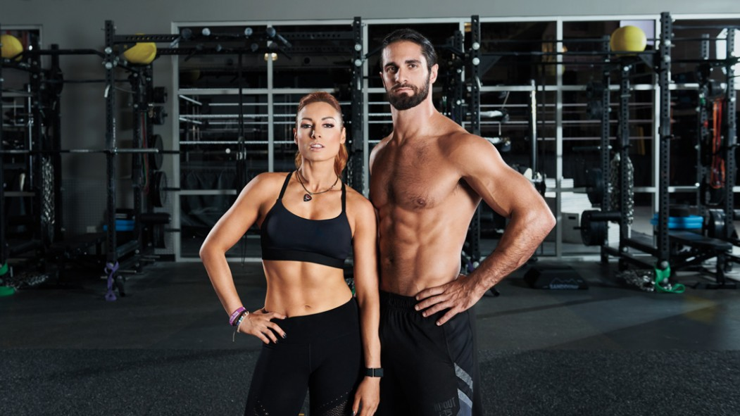 Becky Lynch and Seth Rollins thumbnail